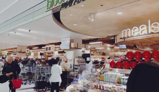 スーパーでお買い物