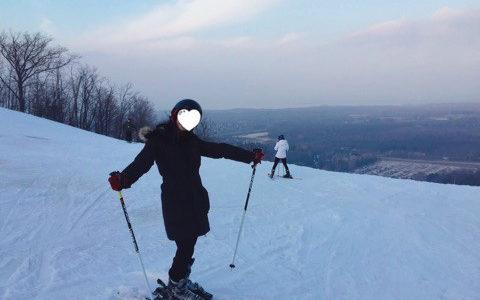 スキー行ってきました⛷