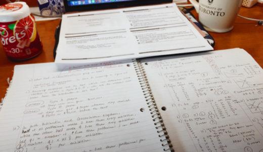 勉強やばい【IBと大学の違い】