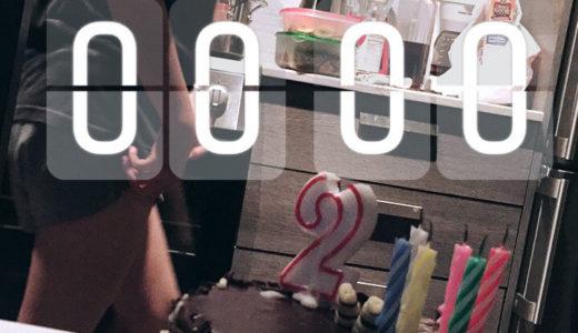ルームメイトの誕生日♡
